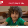 """""""My friends and I"""", """"Revalue Syria Project"""""""